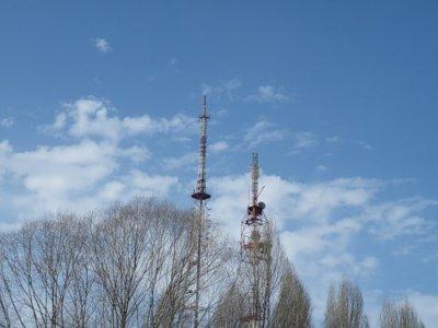 Самарский телецентр был обесточен
