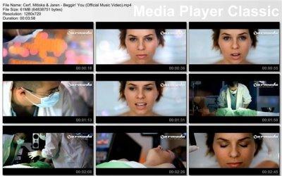 Cerf, Mitiska & Jaren - Beggin' You (Official Music Video)
