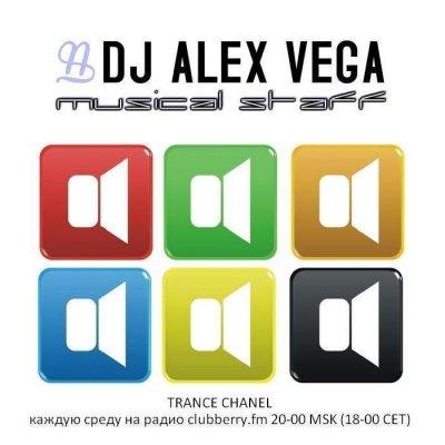 Alex Vega pres. Musical Staff 002 @ Clubberry Trance