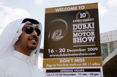 Международный автосалон в Дубае (41 фото)