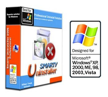 Smarty Uninstaller 2009 Pro v2.5.5 ML RUS