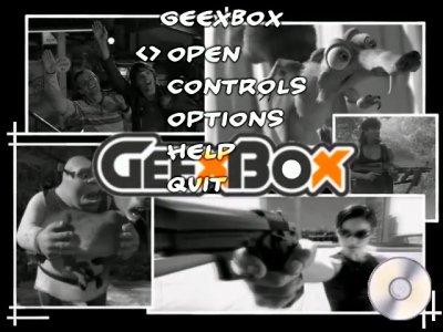 GeeXBox 1.2.4