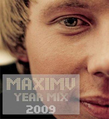 MaximV-Year Mix 2009+Cue
