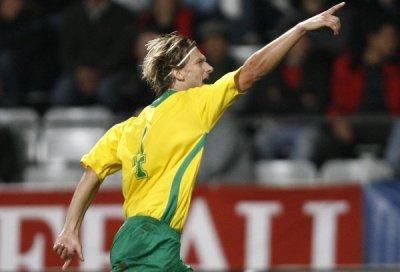 Лучший игрок Литвы усилил «Севилью»