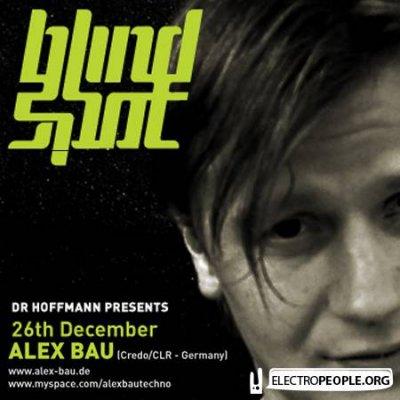 Alex Bau & Dr Hoffmann - Blind Spot Podcast 036
