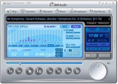 Cowon JetAudio 8.0.1.110 Plus VX + Rus