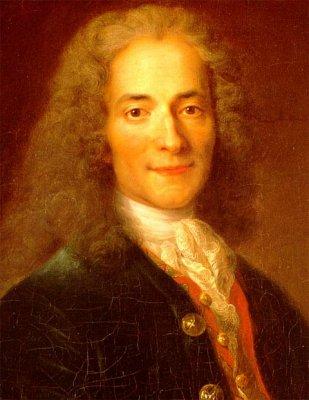Вольтер, Франсуа-Мари Аруэ де