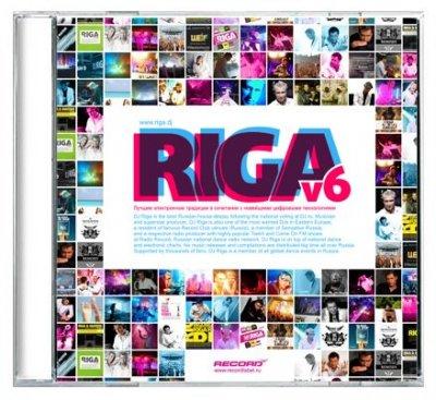 Dj Riga - V.6 (2010)