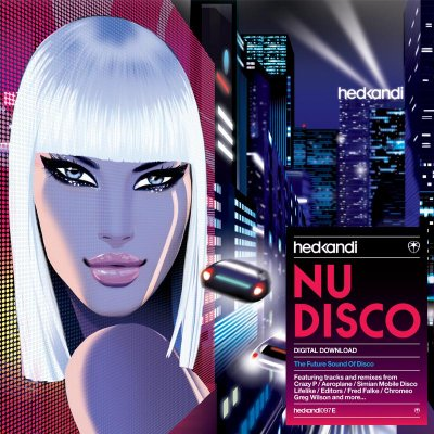 Hed Kandi - Nu Disco