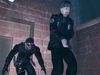 Игра Alpha Protocol выйдет в конце мая