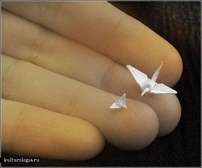Миниатюрные оригами Mui-Ling Teh