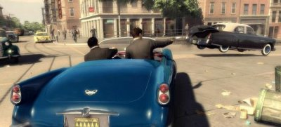 Mafia II: два режима вождения, улучшенная боевая система