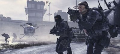 Подробности о Modern Warfare 2 Stimulus map pack