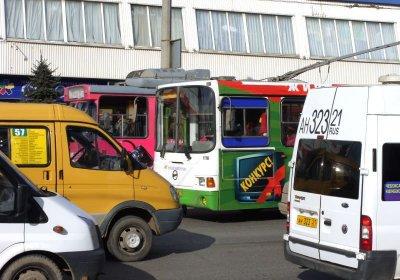 В Чебоксарах временные перевозчики выйдут на постоянные маршруты.