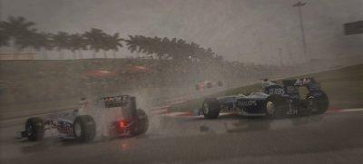 Парочка новых деталей о F1 2010