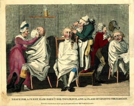 История парикмахерского дела