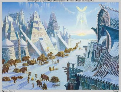 ДревнеСлавянский Праздник Пасхетъ