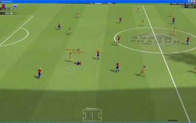 «Лига Онлайн» – cтарт ОБТ бесплатного симулятора футбола
