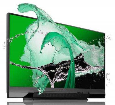 82-дюймовый телевизор Mitsubishi с поддержкой 3D по цене $3799