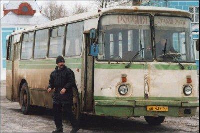 Автобусы и грузовики попадут в программу утилизации старых авто