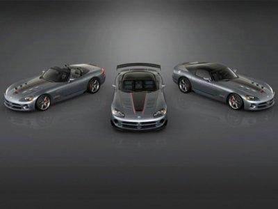 Dodge прощается с Viper выпуском спецверсии
