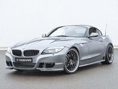 Спецверсия BMW Z4 Hamann