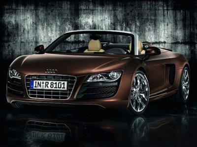 Audi R8 Spyder получил главную роль в новом фильме. Видео