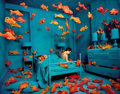 Сюрреалистичное творчество фотохудожницы Sandy Skoglund