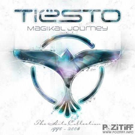 Tiesto - Magik Journey (The Hits Collection) (MagikMuzik CD 17) (2010)