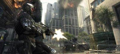 Умные враги из Crysis 2