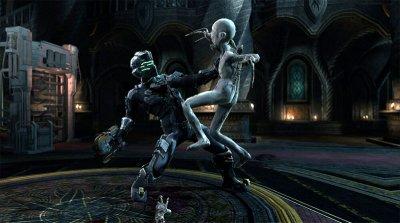 Первые кадры из Dead Space 2