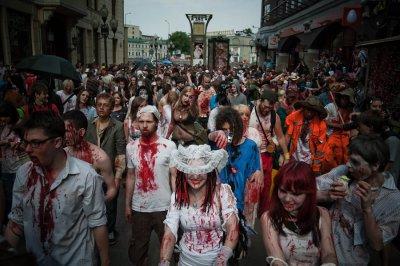 Страшно красиво: Зомби-парад 2010