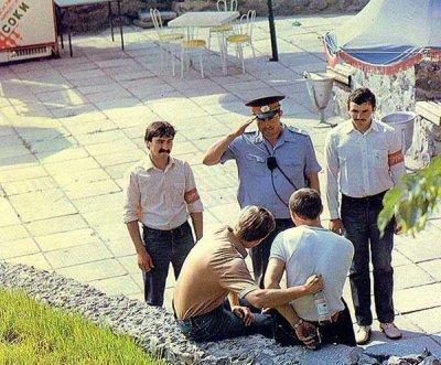 Инструкция для граждан по общению с сотрудниками милиции
