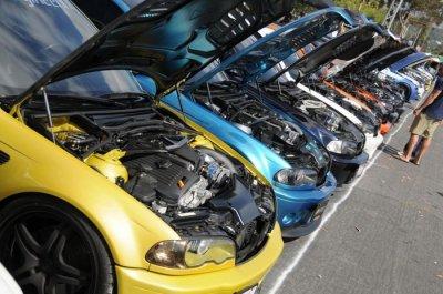 Bimmerfest 2010 - слет BMW (Очень много фото)
