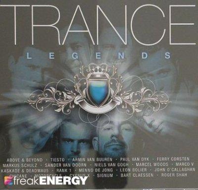 Trance Legends (2010) 2CD