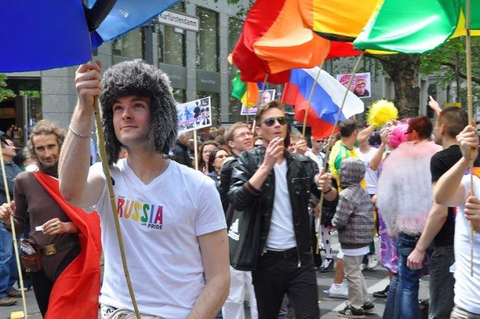 Нерусские геи в томске