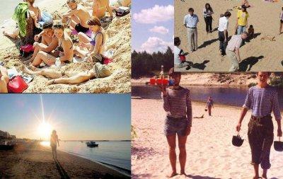 Открылся пляжный сезон