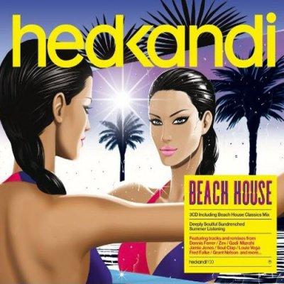 Hed kandi: Beach House 2010