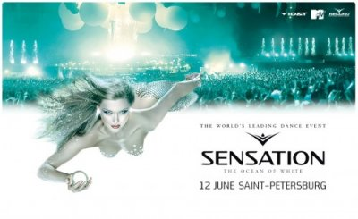 Sensation: The Ocean Of White - Russia (2010-06-12)