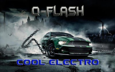Q-Flash_COOL ELECTRO_MIX(20 позитивных электро треков!)
