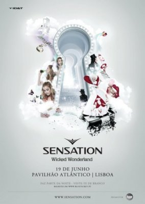 Sensation Portugal Wicked Wonderland 2010, Lisbon (19-06-2010)