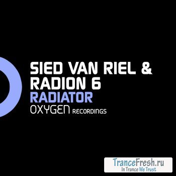 Sied Van Riel And Radion 6 - Radiator