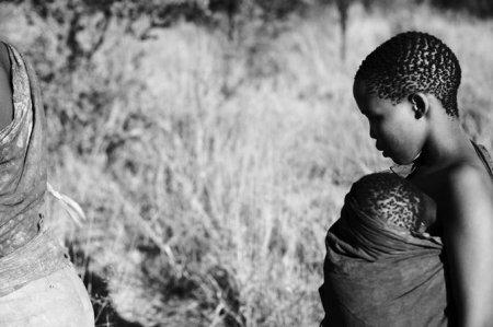 Жизнь в Калахари, фотограф Boo George