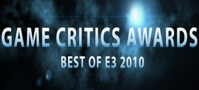 E3 2010: победители Game Critics Awards