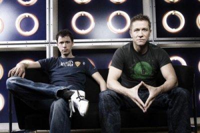 Cosmic Gate - Groove Radio International (11-07-2010)