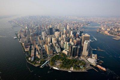 Нью-Йорк сверху (67 фото)