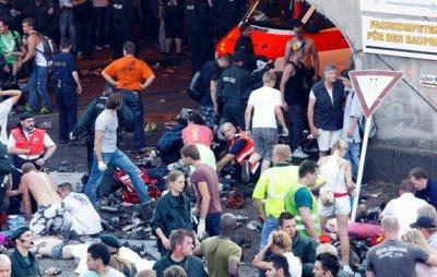 Love Parade будет закрыт в связи с трагедией