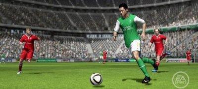 Подробности о DRM-защите в FIFA 11