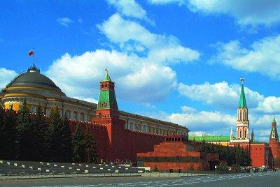 Архитектурные шедевры Москвы