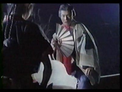 Прием ниндзя - Атака вагинальными пузырьками